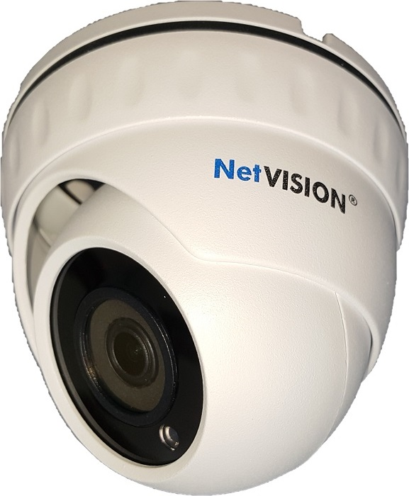 NetVISION 4MP  IP DOME KAMERA